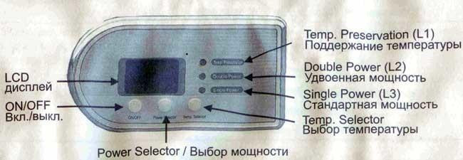 Защитная крышка в процессе этого тоже не должна сниматься, что касается и того случая, когда включено электропитание.