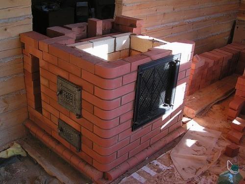 Печка для дачи