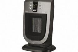 Термовентилятор с электронным управлением