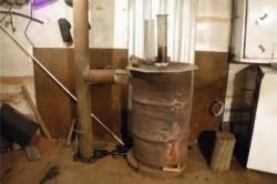 Фото 3. Готовая печь