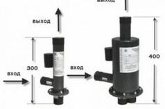 Схема модификаций электродного котла