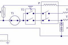 Схема проточного водонагревателя Termex System