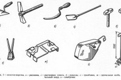 Технологический инструмент для печных работ