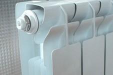 Секционный алюминиевый радиатор