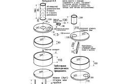 Схема масляного отопителя