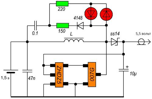 Как из транзистора сделать солнечную батарею