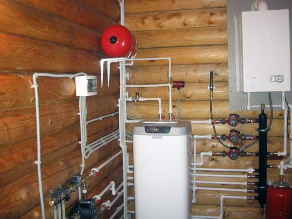 Электрическая система отопления.