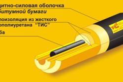 Монтаж скорлупы ППУ