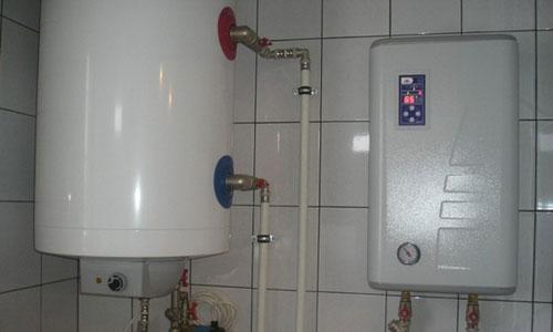 Электрокотел с блоком автоматики