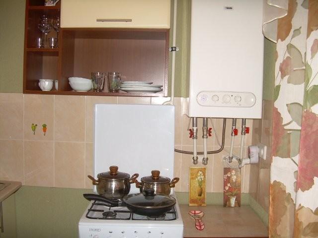 Для того, чтобы Вы не оставались без горячей воды и отопления необходимо купить и установить газовый котел.