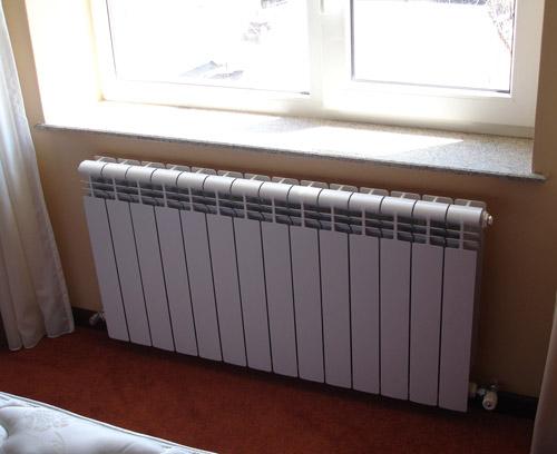 Традиционное отопление частного дома