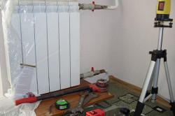 Инструменты для наращивания радиатора