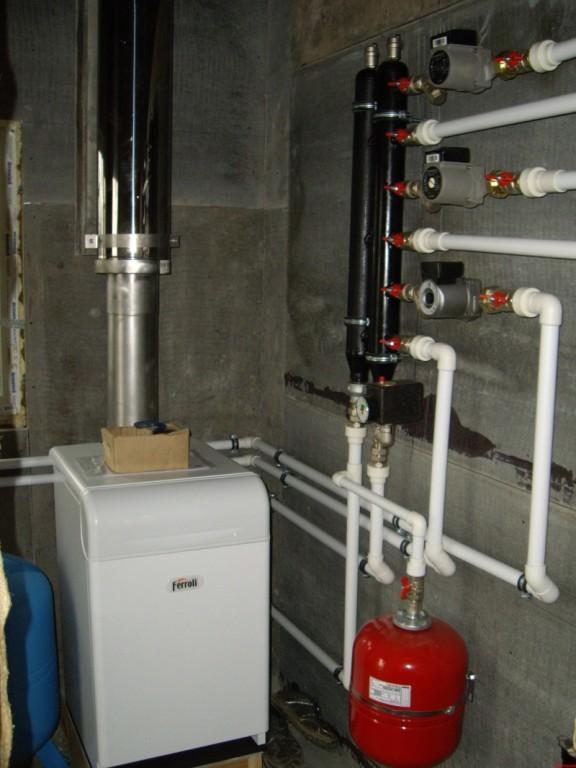 Наиболее популярны среди котлов отопления являются газовые котлы.