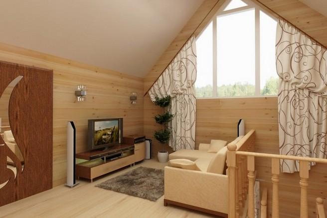 Крышу в частных домах обычно утепляют, если планируют сделать мансарду и использовать ее как жилое помещение.