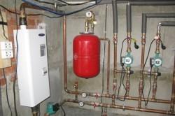 Расширительный бак в закрытой системе отопления