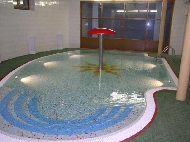 Подогрев бассейна.