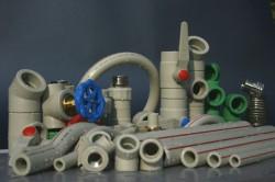 Полипропиленоыве трубы и фитинги