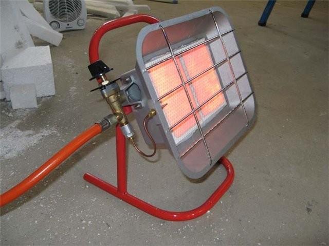 Переносное устройство для отопления
