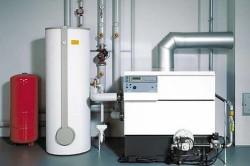 Газовая система традиционного отопления