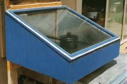 Коробочная солнечная печь