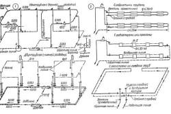 Схемы вертикального и горизонтального отопления