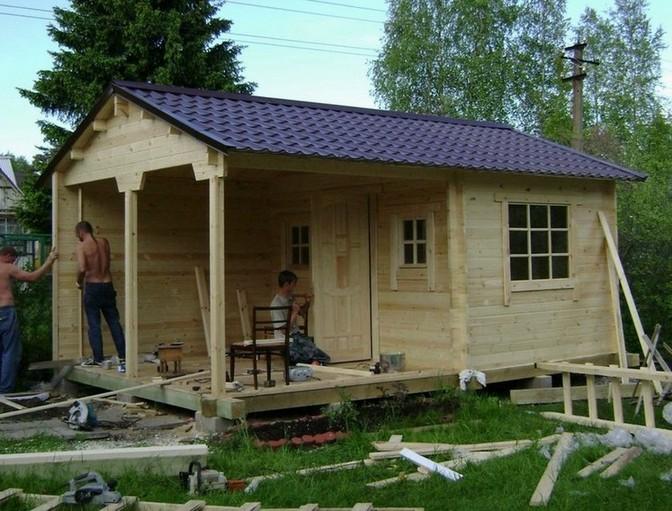 Проект маленькие домики своими руками