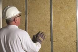 Внутреннее утепление стен базальтовой ватой