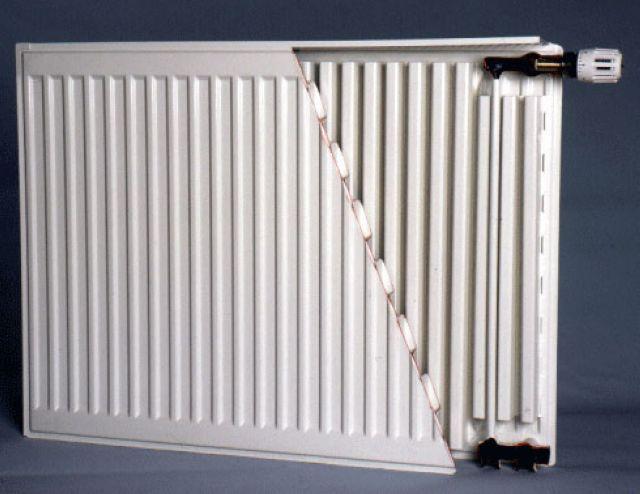 Радиаторный вид системы отопления.