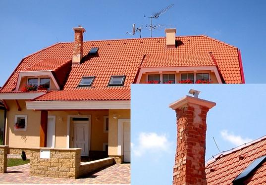 Одной из важных задач при строительстве частного дома является установка в нем дымохода. Дымоход необходим, потому что через него выходят вредные продукты сгорания.
