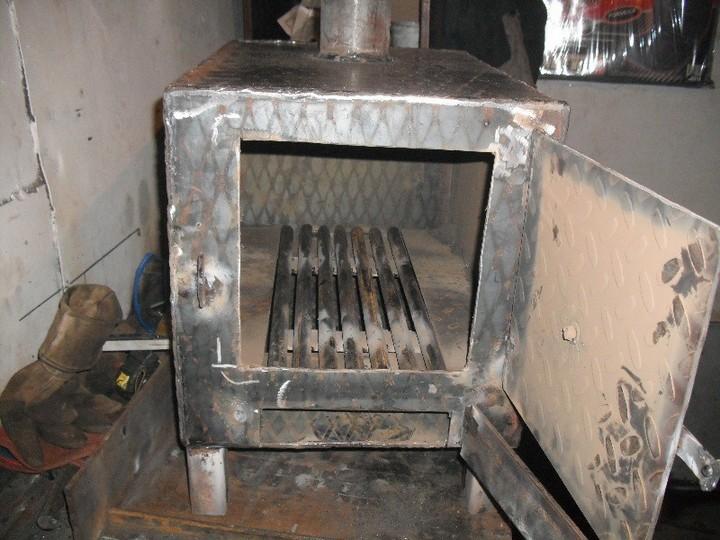 Как сделать печку в гараж фото 542