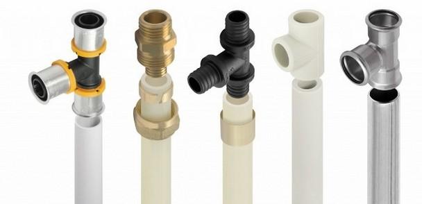 Материалы, используемые для изготовления труб